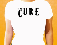 Camiseta - The Cure - M/F