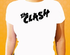 Camiseta - The Clash - M/F