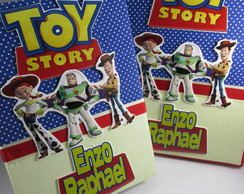 Álbum Fotos Decorado - Toy Story