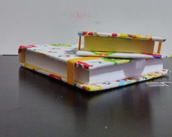 Conjunto de bloco + post it