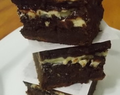 Brownie Dois Chocolates