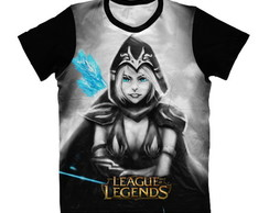 Camiseta League of Legends - Ashe