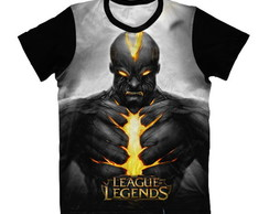 Camiseta League of Legends - Brand