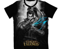 Camiseta League of Legends - Yasuo