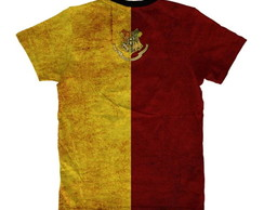 Camiseta Grifinoria Camisa Harry Potter