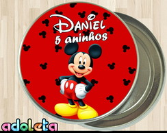 Latinhas Personalizadas Festa do Mickey
