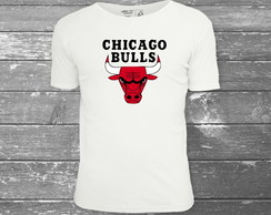 Camiseta Unisex Chicago Bulls
