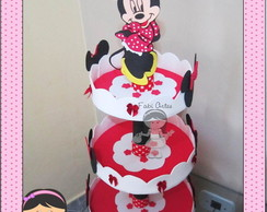 Porta Doces Minnie Mickey