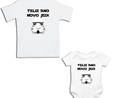 Kit Ano Novo - Star Wars - Stormtroopers