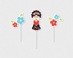 Frida Kahlo Toppers Tags