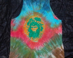 Regata estampa macaco roots com tie dye