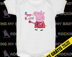 Body Peppa Rocks