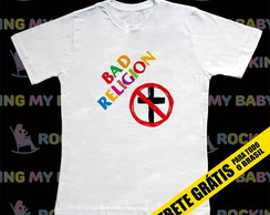 Camiseta Infantil Bad Religion