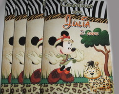 Revista minnie safari 14x10