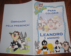 Revista Baby Looney Tunes 14x10