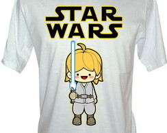 Camiseta Star Wars Luke Skywalker