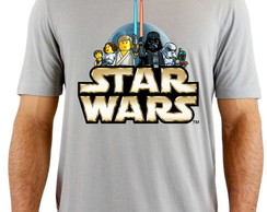 Camiseta Star Wars Lego