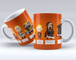 Caneca - GOT / Lannister cartoon