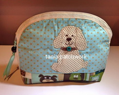 Necessaire Cachorrinho Patch
