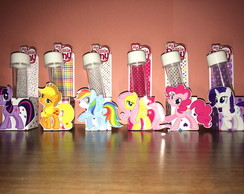 Porta Tubete My Little Pony