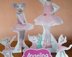 DISPLAY ANGELINA BAILERINA