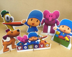 DISPLAYS POCOYO