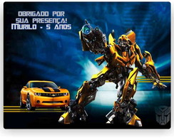 Transformers mouse pad