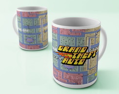 Caneca Grand Theft Auto - Begins