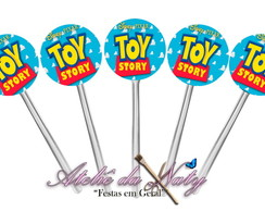 Toppers para Cupcake - Toy Story