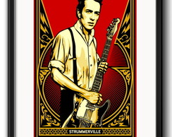 Quadro Joe Strummer The Clash Paspatur