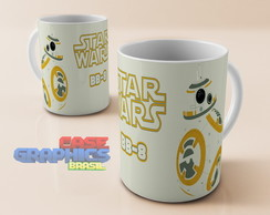 Caneca STAR WARS BB-8