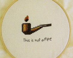 THIS IS NO A PIPE