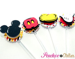 Mini Topper para Doces do Mickey