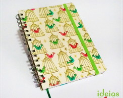 Cadernos e sketchbooks
