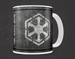 Caneca Star Wars- Dark Side