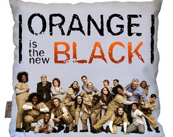 Almofada Orange is The New Black 1