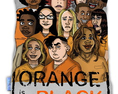 Almofada Orange is The New Black 3