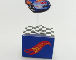 Caixa Bombom Hot Wheels