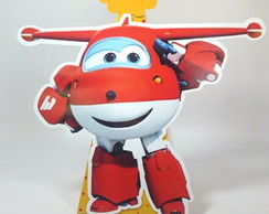 Enfeite de Mesa Super Wings