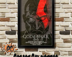 Poster Kratos God of War