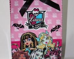 Sacolinha Monster High