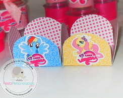 Forminhas My Little Pony
