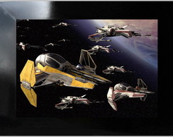 QUADRO DECORATIVO - STAR WARS 25