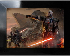 QUADRO DECORATIVO -STAR WARS 39
