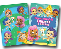 Revista Bubble Guppies 14x10