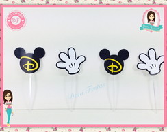 Topper Para Doces - Mickey