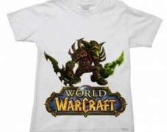 Camiseta Word Warcraft 01