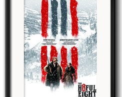 Quadro Filme The Hateful Eight Paspatur