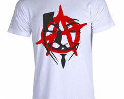 Camiseta v for vendetta 08