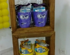 Kit Cinema Minions